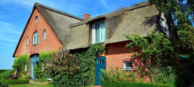 Een huis verkopen met een rieten dak